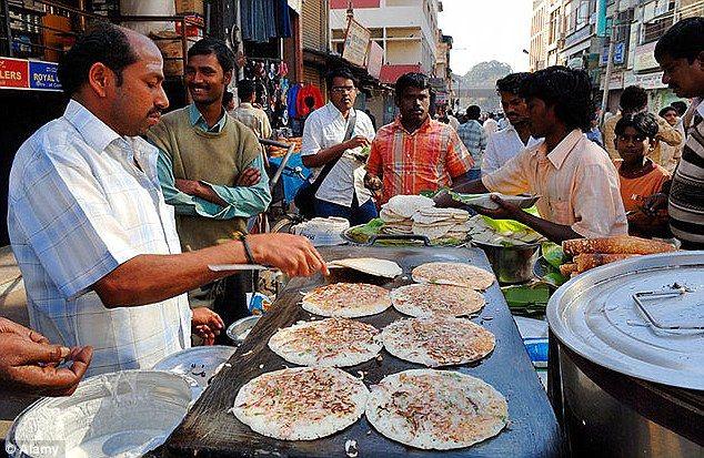 food outlet in Delhi