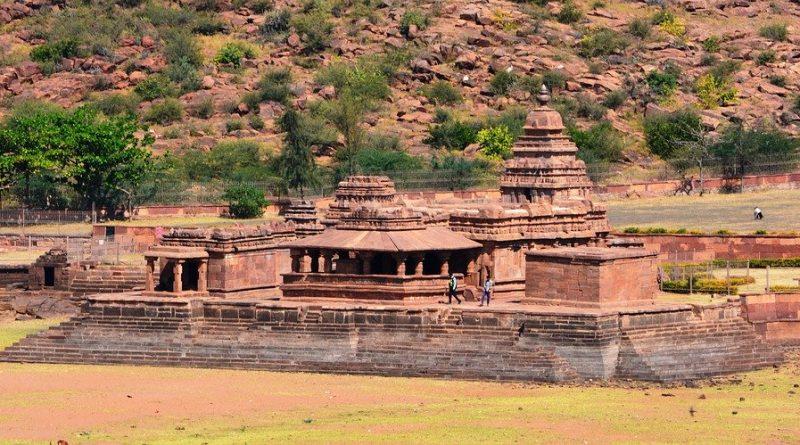 Badami- The Anicent Temples