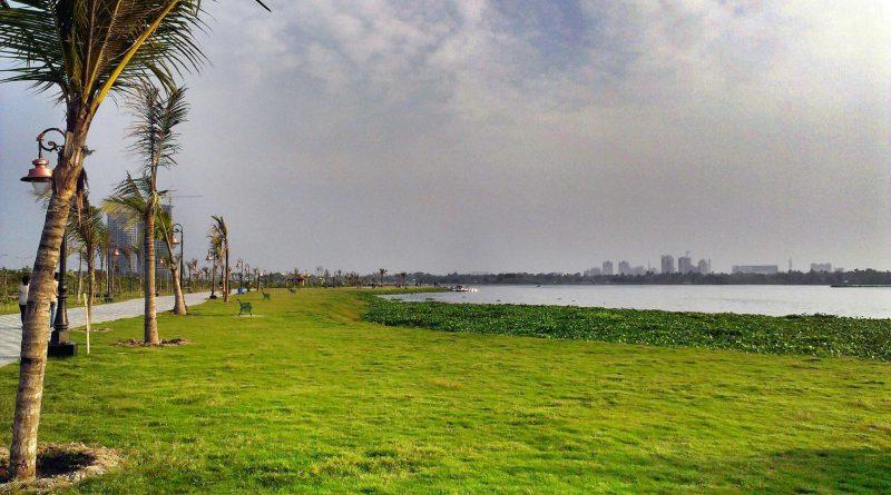 New Town Eco Park, Kolkata