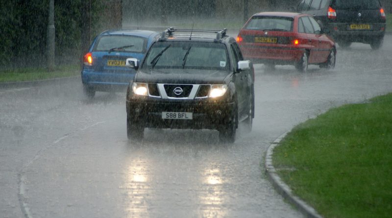 Road trips in Monsoon in India