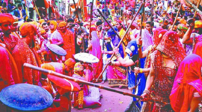 6 Places to celebrate Holi in Mathura and Vrindavan 2021 | Things to do in Holi