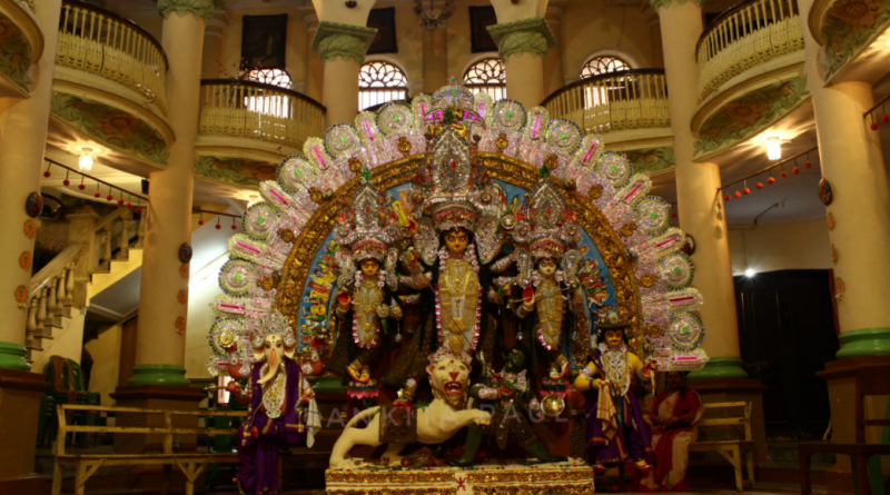 Old Durga Puja In West Bengal