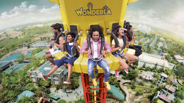 Wonderla- Fun Unlimited