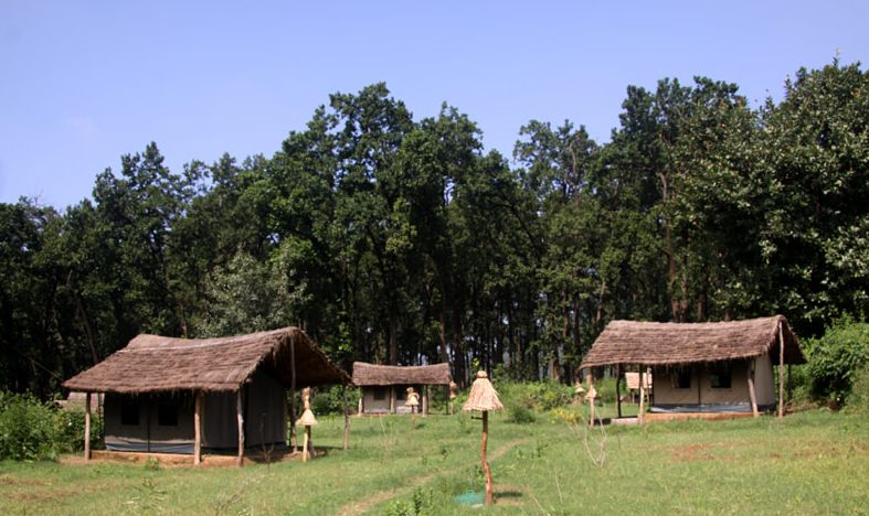 20 Best camping places near Delhi - Recreational Sites for ...