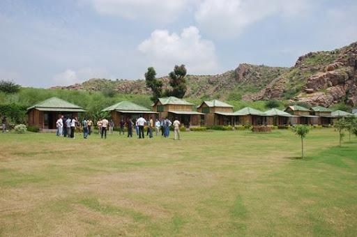 Camp Wild Dhauj, Gurgaon-Faridabad Border