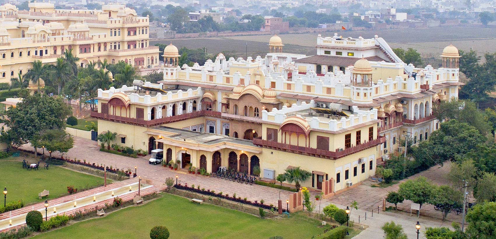 Laxmi Villas Palace, Bharatpur