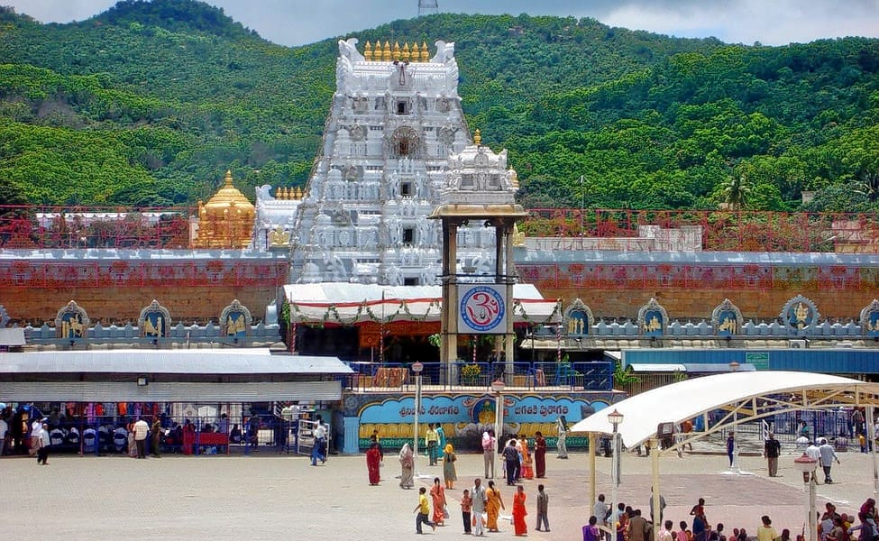 Chennai to Tirupati trip