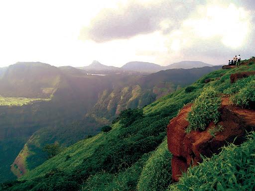 Lonavala hills near Pune