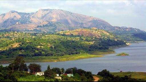 Manchinbele Dam