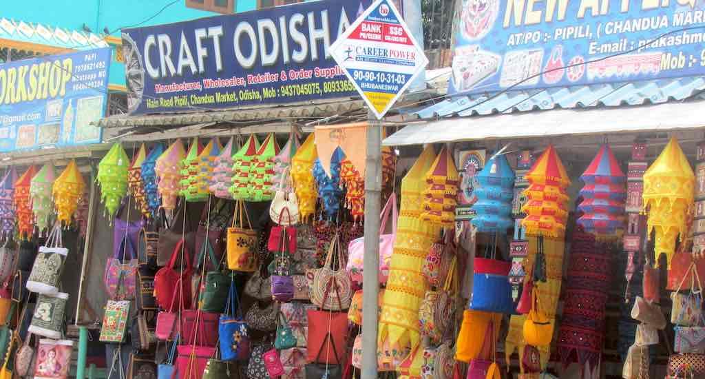 Pipli, odisha