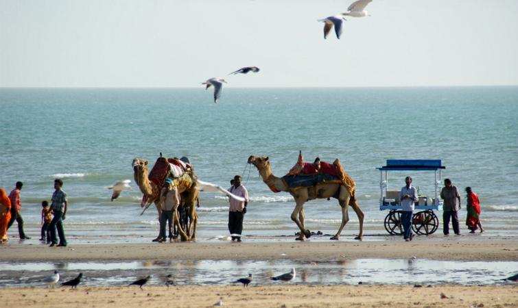 Mandavi Beach road trip