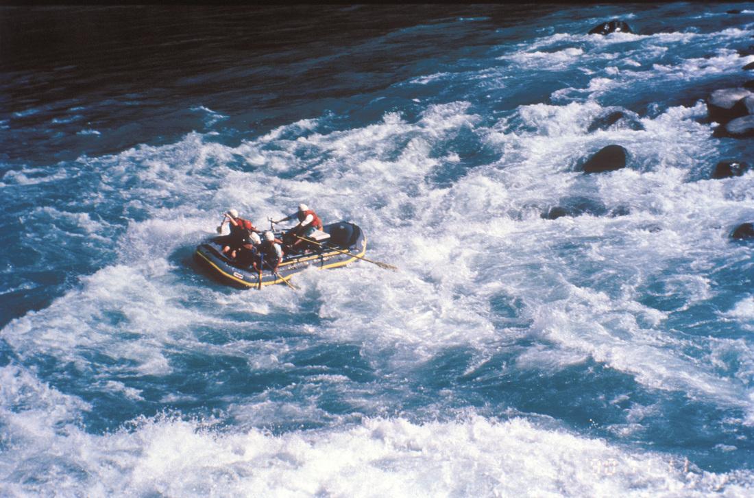 Brahmaputra River Rafting