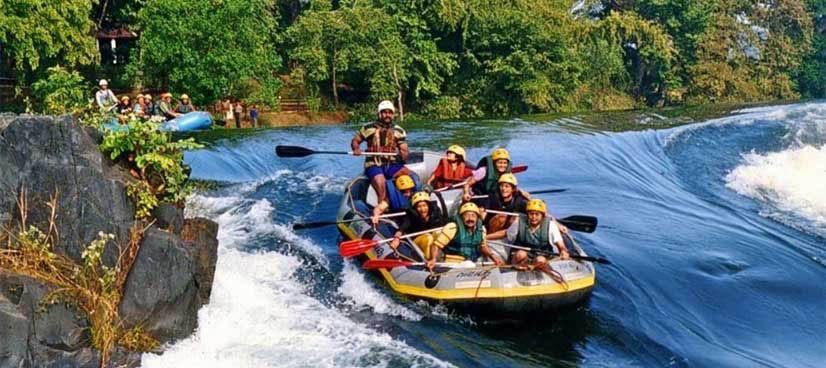 Teesta River for Rafting