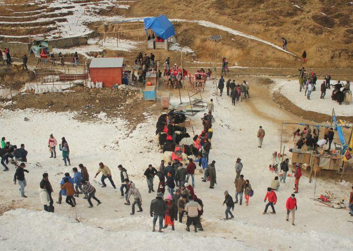 Travel to Kufri with Kids