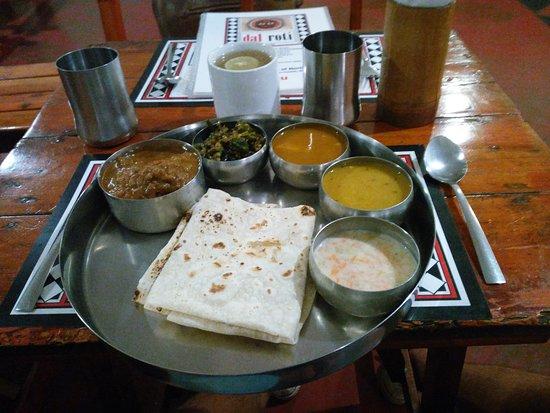 Dal Roti, Kerala
