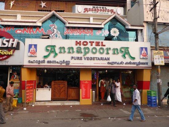 Hotel Annapoorna