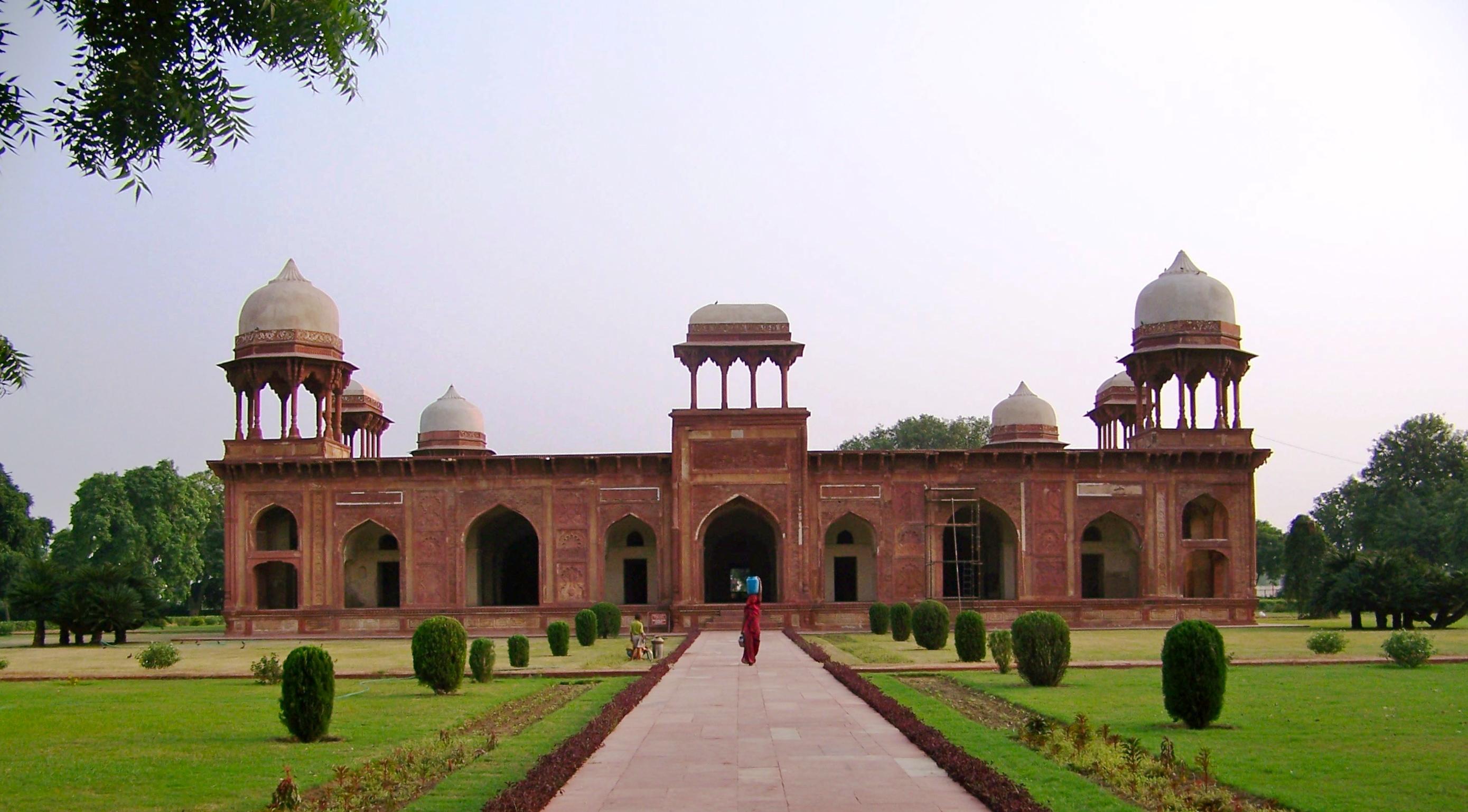 Mariam-Uz-Zamani Palace