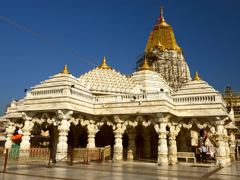 Amba Mata Temple, Gujarat