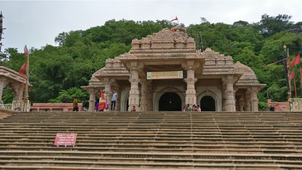 Bamleshwari Devi Temple, Chhattisgarh