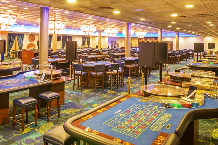Casinos at River Mandovi