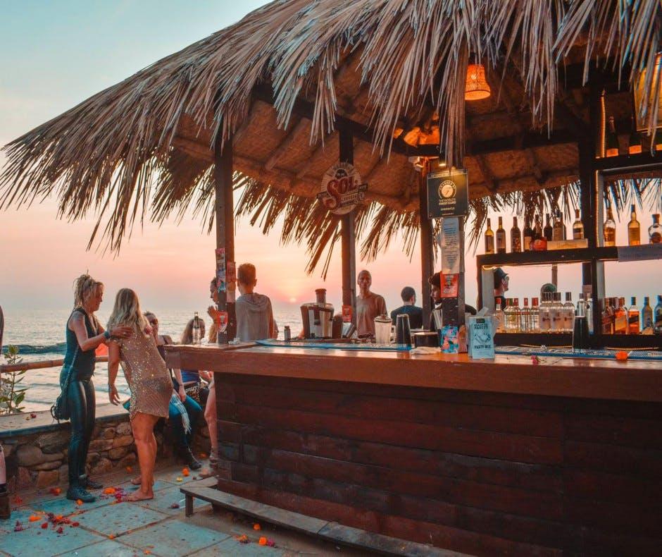Clubs near the beaches