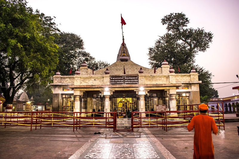 Devi Patan Temple, Uttar Pradesh