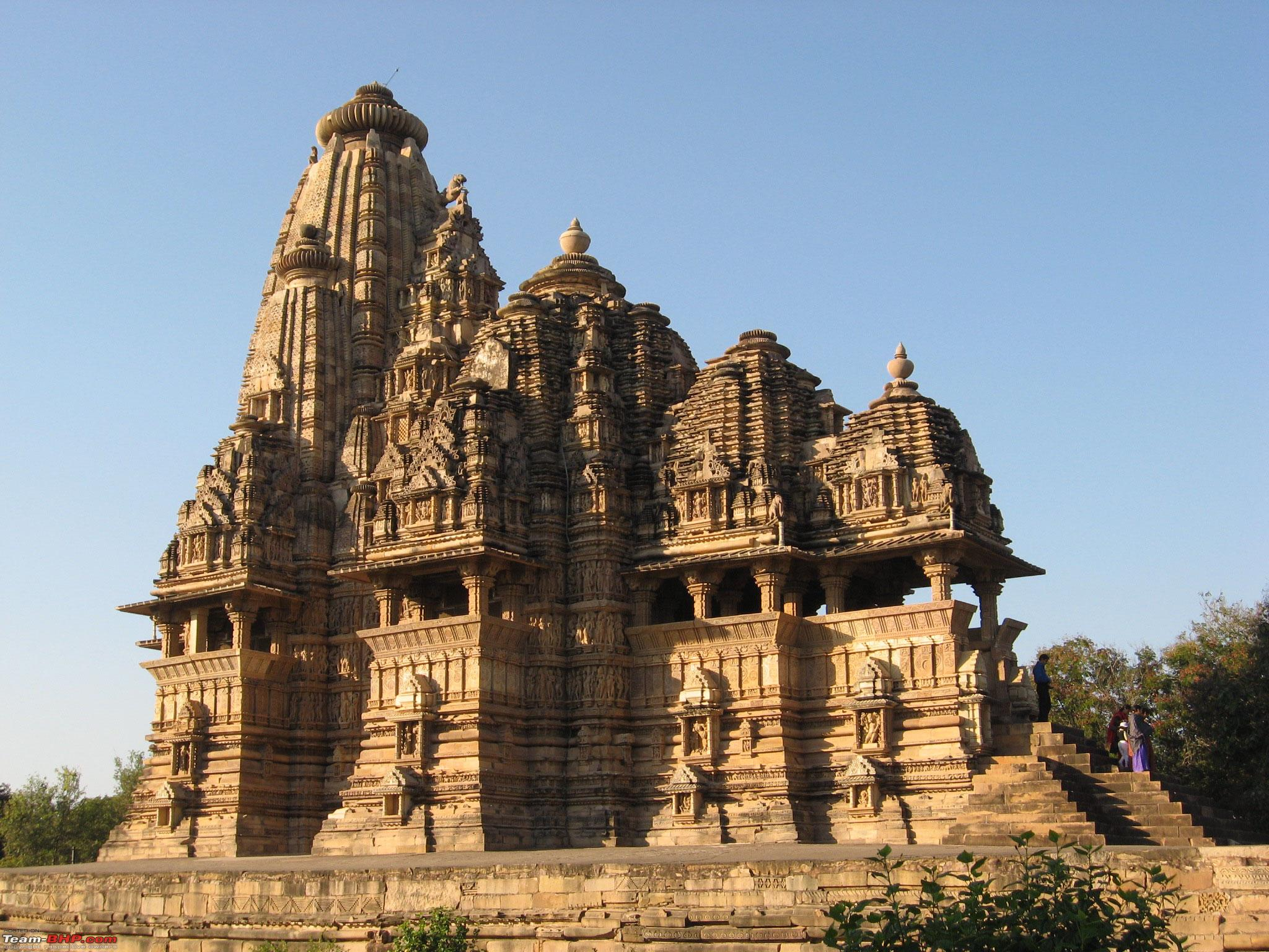 Orchha to Khajuraho