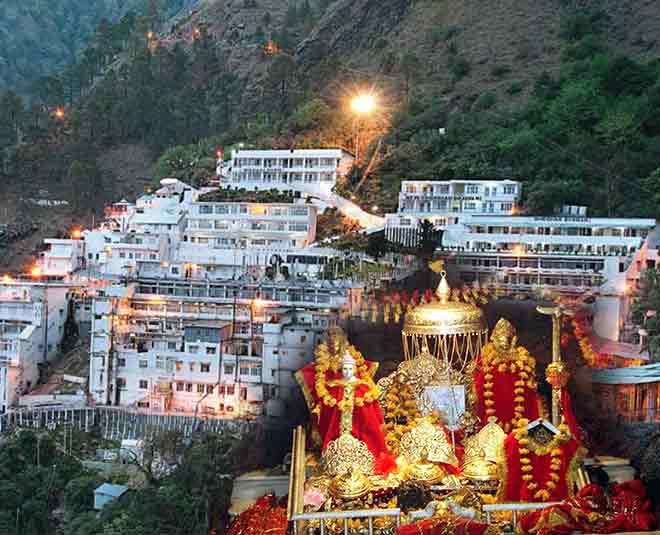 Vaishno Devi Temple, Vaishno Devi