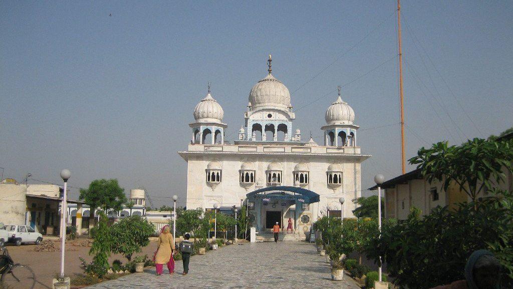 Gurudwara Manji Sahab