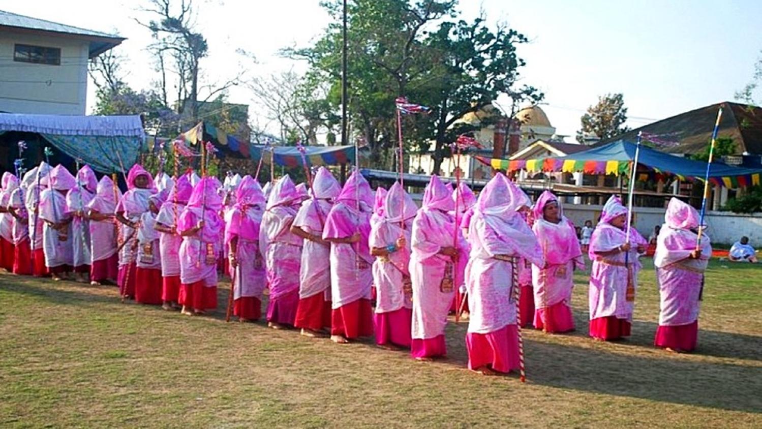 Holi in Manipur