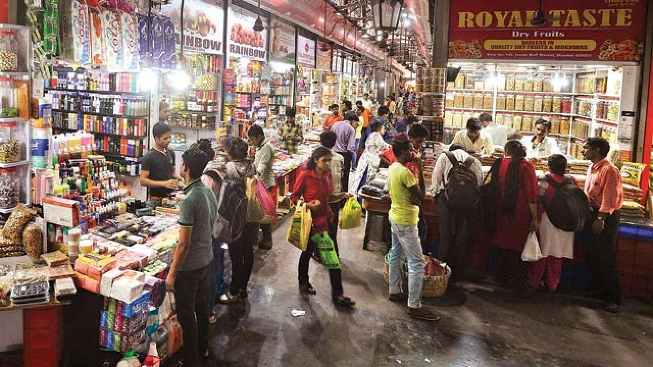 Nagai Bazaar and Bharati Market