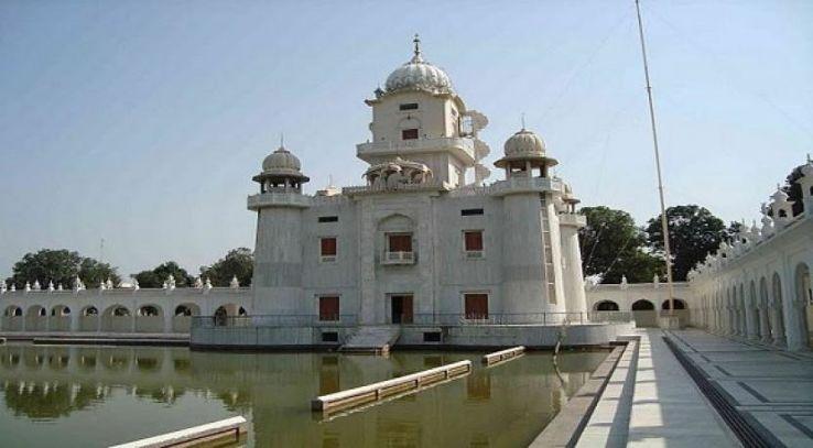 Sisganj Gurudwara in Ambala
