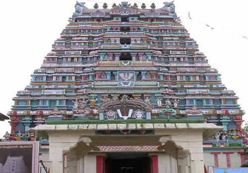 Soundaryaraja Perumal Temple
