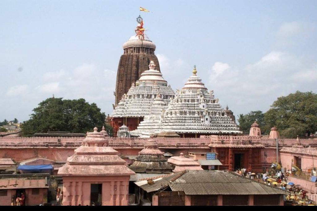Sri Jagannath Puri Temple