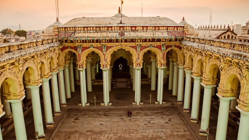 Thirumalai Nayak Temple