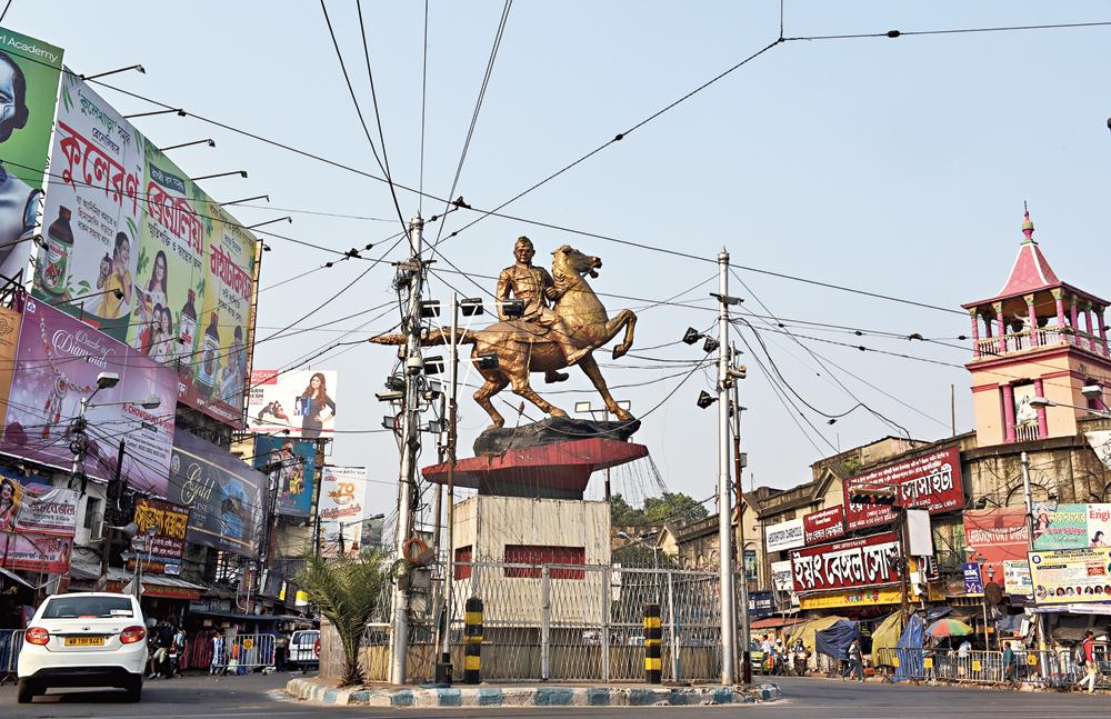 Shyambazaar Street