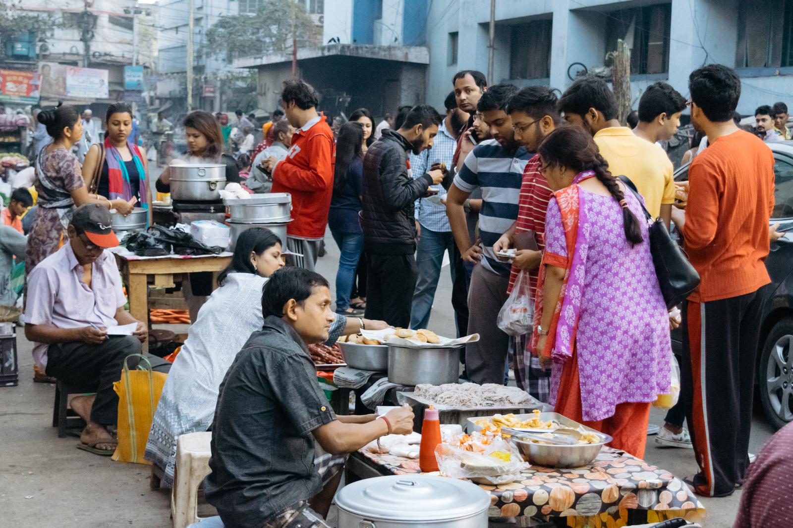 Terreti Bazaar, Kolkata