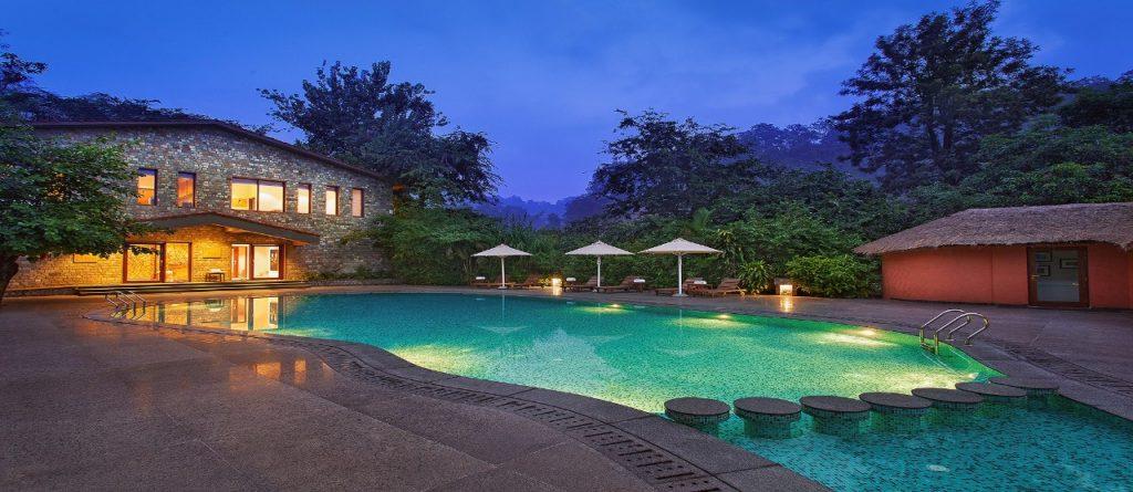 Taj Corbett Resort and Spa