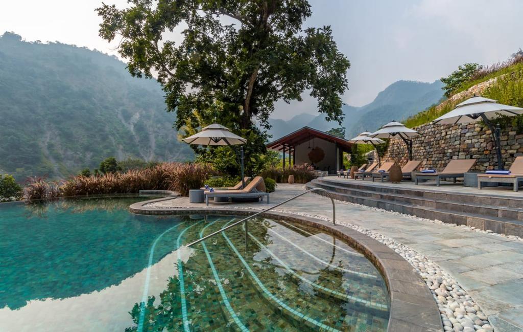 Taj Rishikesh Resort and Spa