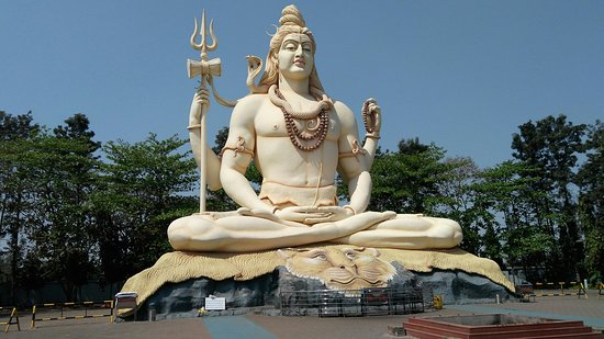 Lord Shiva Statue at Kachnar