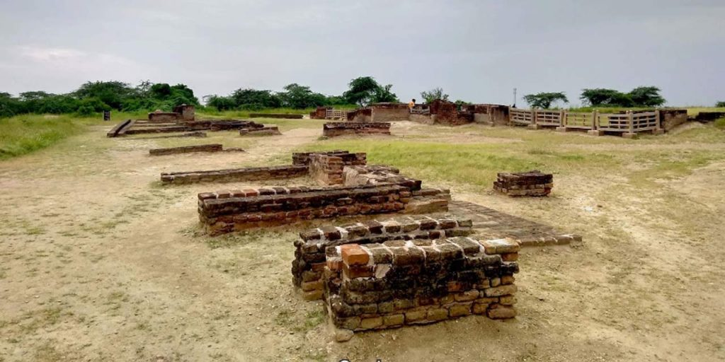 Archaeological Museum In Lothal, Gujarat