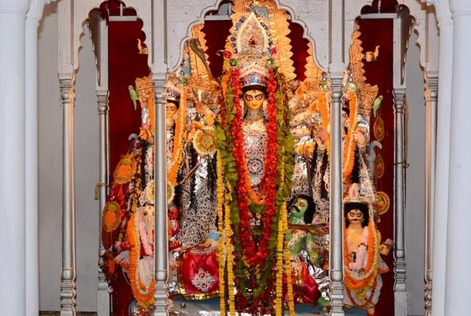 Durga Puja of Bholanath Dham, Beadon Street