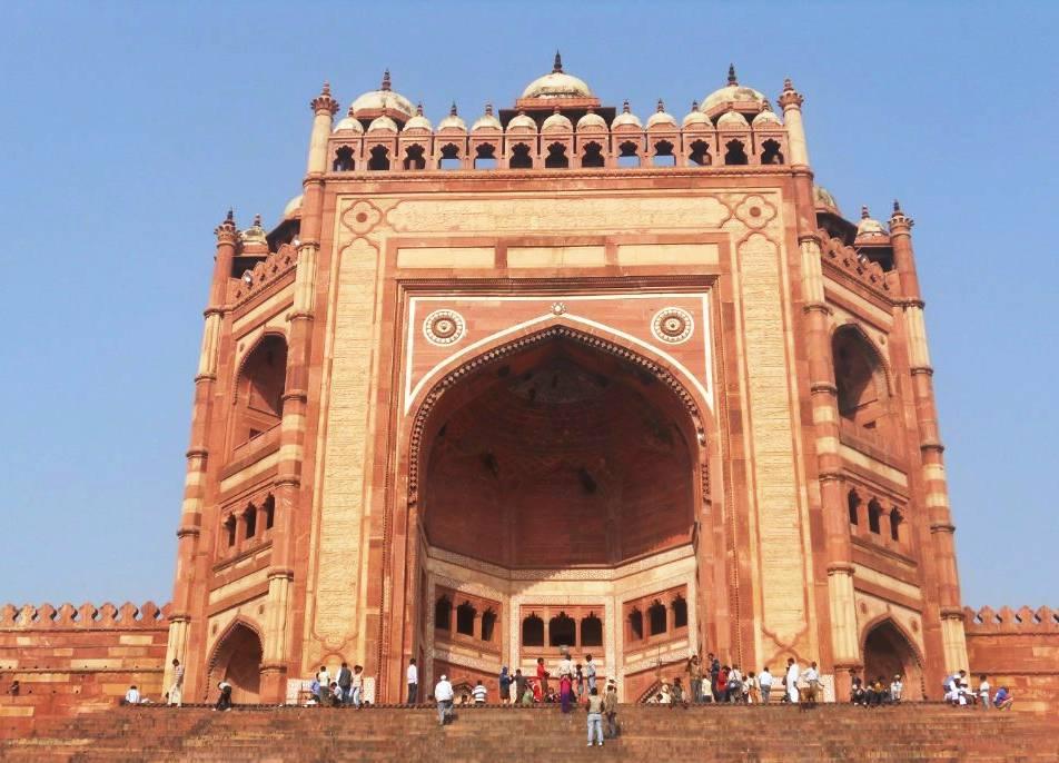 Fatehpur Sikri, Buland Darwaza