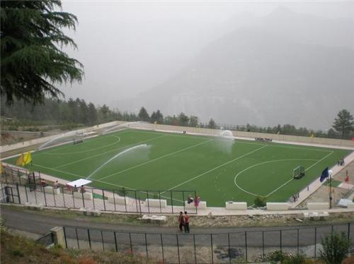 Indira Gandhi Stadium, Una