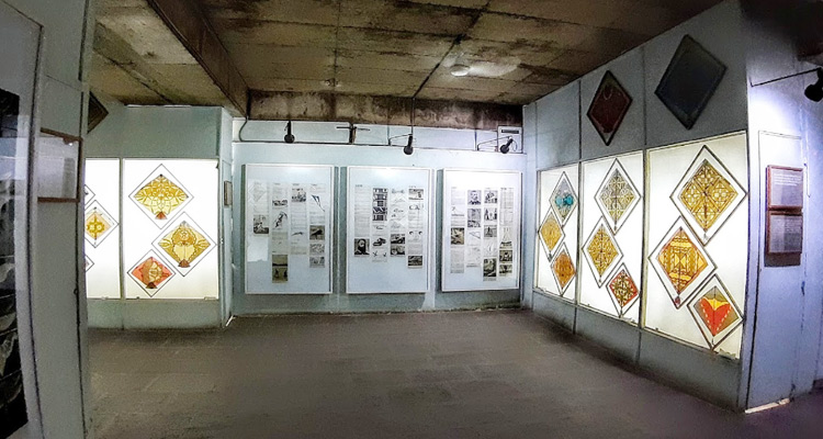 Kite Museum In Paldi, Gujarat