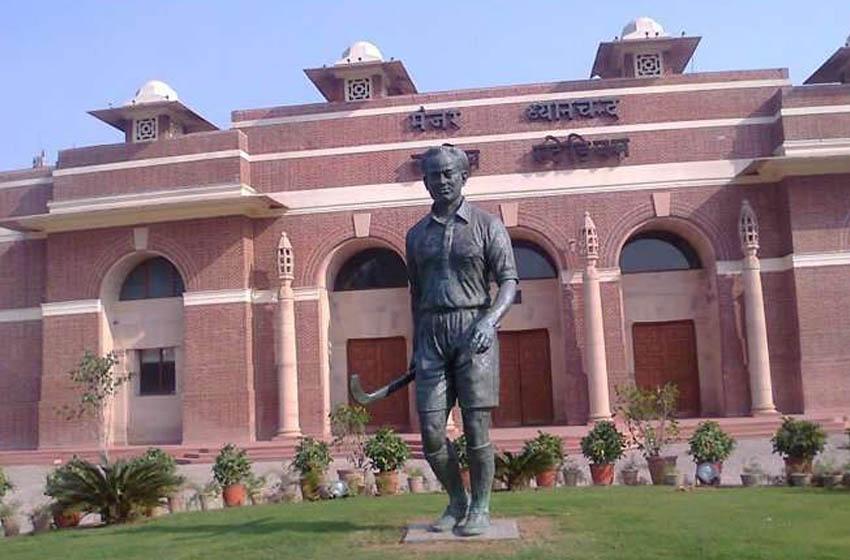 Major Dhyan Chand National Stadium, New Delhi