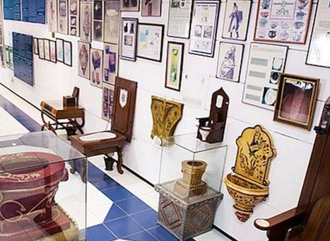 Sulabh International Museum ff Toilet, Delhi