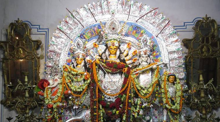 Rajbari Durga Puja